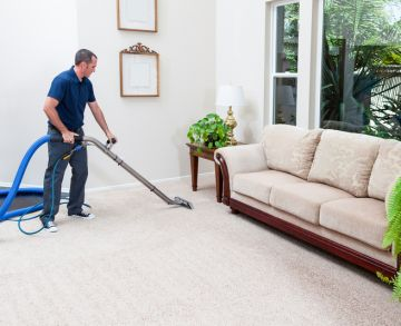 Carpet cleaning in Atlantic Beach by Absolute Clean Air, LLC
